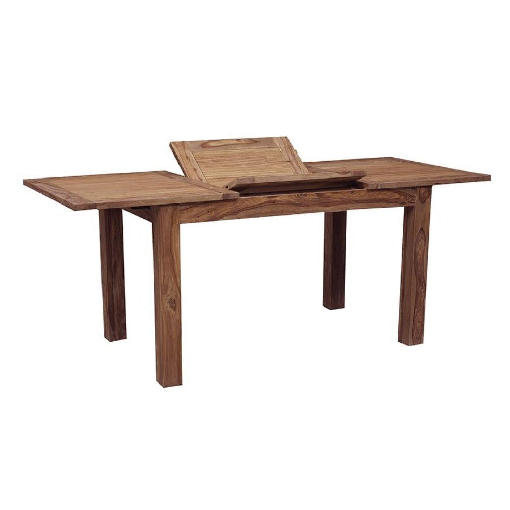 """Urban Dining Table 52"""" With 24"""" Butterfly Extension, HC1126S01"""