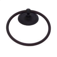 Oil Rubbed Bronze Piedmont Towel Ring