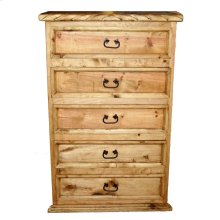 Rope 5 Drawer Chest