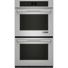 """Double Wall Oven with MultiMode® Convection, 30"""", Pro-Style® Stainless Handle"""