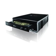 Super-Multi External 20x DVD Rewriter with SecurDisc and LightScribe