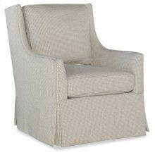 Living Room Hand Over Heart Swivel Chair