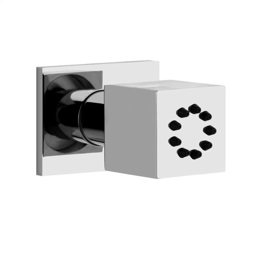 """Pivotable body spray 1/2"""" connections Max flow rate"""