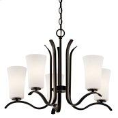 Armida 5 Light Chandelier Olde Bronze®
