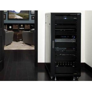 Black 3' Power Wire SANUS EcoSystem accessory