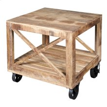 End Table Trolly