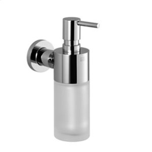 Lotion dispenser wall-mounted - chrome Product Image