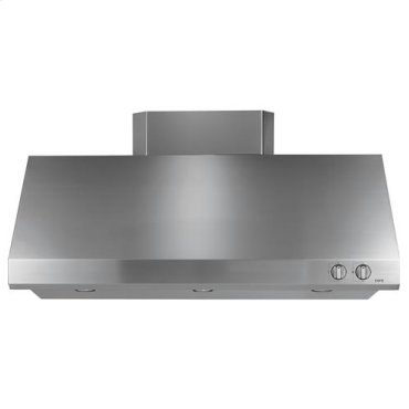 "Café 48"" Stainless Steel Professional Hood"
