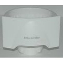 4 CUP SINGLE CUP CONE BREW BASKET FOR BE-104 (WHITE)