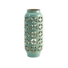 Creighton Cutout Ceramic Lamp