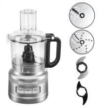 7 Cup Food Processor Plus - Contour Silver