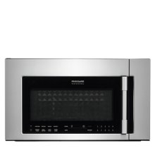 [PACKAGE] Frigidaire Professional 1.8 Cu. Ft. 2-In-1 Over-The-Range Convection Microwave. Price for individual item as part of a 4 piece kitchen package purchase only. Please call sales at (717)299-5641 for details.