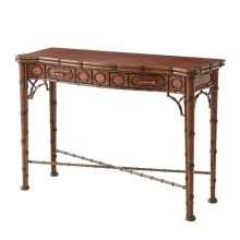 The Edwardian Bamboo Console