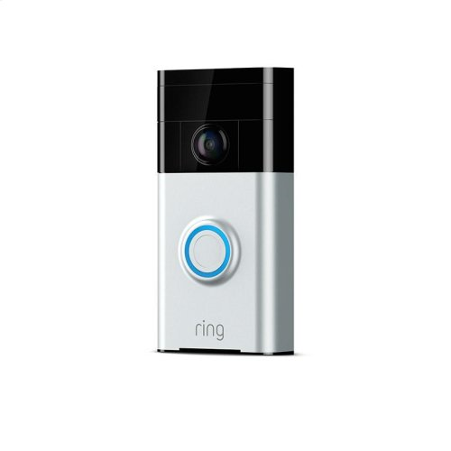 Video Doorbell - Satin Nickel