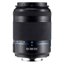 SAMSUNG 50-200mm F4-5.6 ED OIS NX Lens - Black