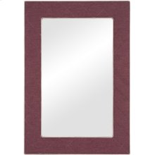 The Brewster Upholstered Button Quilted Mirror 9406-MI