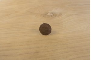 """Rusted 10 Pack 0.75"""" Round Decorative Nail Clavos Product Image"""