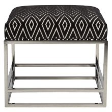 Larkin Metal Frame Bench W382P-BE
