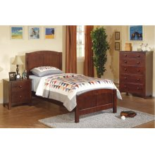 F9207 / Cat.19.p98- TWIN BED CHERRY MW F4234/5