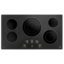 "GE Profile™ 36"" Built-In Knob Control Cooktop"