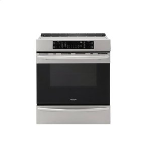 Frigidaire Gallery 30'' Front Control Induction Range with Air Fry Product Image