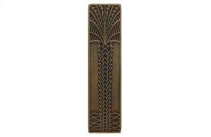 Royal Palm (Vertcal) - Antique Brass Product Image