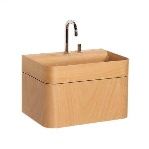 Aeri large wood drawer. Product Image