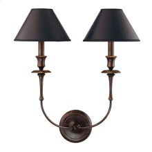 Wall Sconce - OLD BRONZE