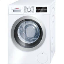 500 Series Washer - 208/240V, Cap. 2.2 cu.ft., 15 Cyc.,1,400 RPM, 52 dBA Silv./Door, AquaShield®, ENERGY STAR **FLOOR MODEL CLEARANCE**