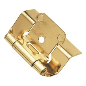 Semi-Concealed Full Wrap Hinge (2-Pack) Product Image