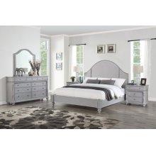 Heirloom Queen Upholstered Bed