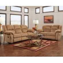 Allure Gray Motion Living Room Set