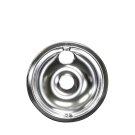 Smart Choice 8'' Chrome Drip Bowl Product Image