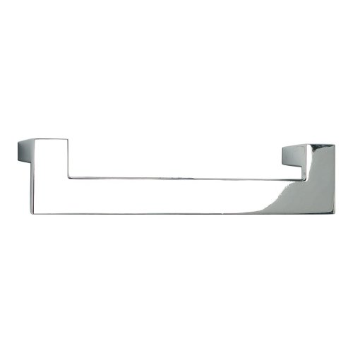 U Turn Pull 5 1/16 Inch (c-c) - Polished Chrome