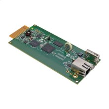 LX Platform SNMP/Web Interface Module - Remote Cooling Management for Select Models