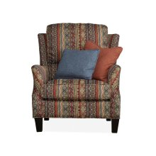 Accent Chair - (Gemma Indigo)