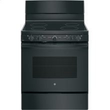 """GE 30"""" Free-standing Electric Radiant Smooth Cooktop Range"""