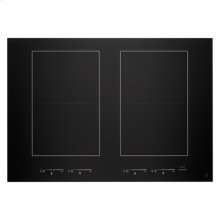 "Oblivion Glass 30"" Induction Flex Cooktop"