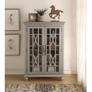 Anthology Meghan Tall Chest Antique Silver Product Image
