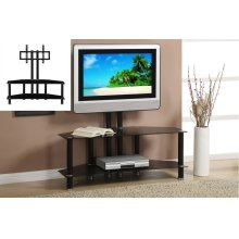 "F4298 / Cat.19.p60- TV STAND UPTO 42""/110LBS TV"