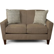 SoHo Living Collegedale Loveseat 6206