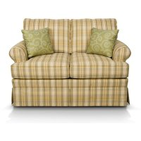 Grace Loveseat Glider 5340-88 Product Image