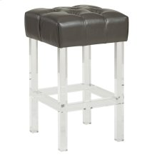 Noor 26'' Counter Stool in Grey