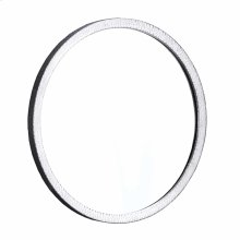 Divinity Round Mirror
