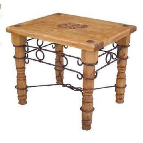 Star End Table