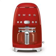 Drip Coffee Machine, Red