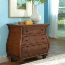 Windward Bay - Bombe Chest - Warm Rum Finish Product Image