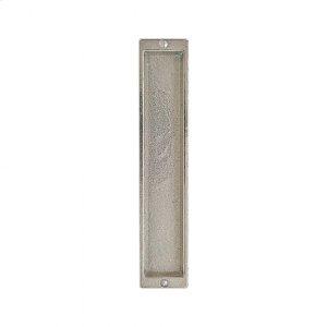 Rectangular Flush Pull - FP256 Silicon Bronze Brushed Product Image