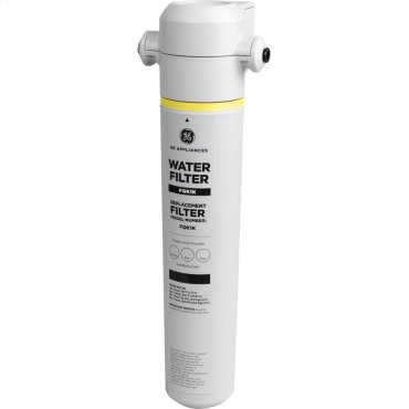 IN-LINE WATER FILTRATION SYSTEM, FOR REFRIGERATORS OR ICEMAKERS