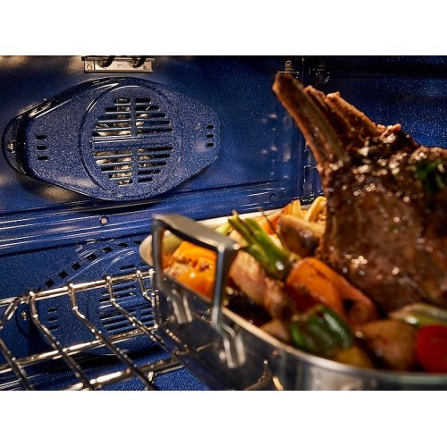 """30"""" Flex Duo Chef Collection Single Wall Oven in Stainless Steel"""